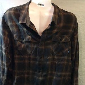 c26ab67524a Vans Shirts - Men s Vans Monterey Tailored fit flannel shirt